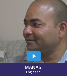Testimony by Manas